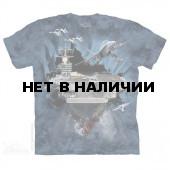 Футболка The Mountain Aircraft carrier BT