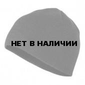 Шапка полушерстяная черная мод.2