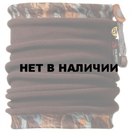 Бандана BUFF Angler Neckwarmer BUFF FLAWS\TRUFFLE