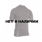 Термобелье футболка EF Shirt Short Sleeve 1/4 Zip Black Blackhawk