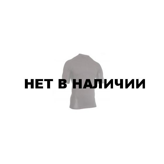 Термобелье футболка EF Shirt Short Sleeve 1/4 Zip Black Blackhawk