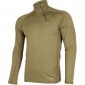 Термобелье футболка L/S Active Polartec Thermal Grid M2 coyote brown