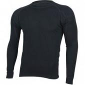 Термобелье Comfort футболка L/S Merino wool черная