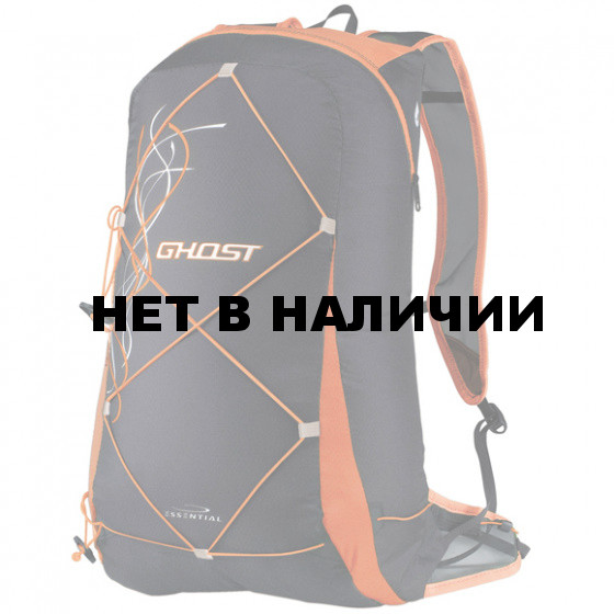 Рюкзак GHOST black/orange (Camp)