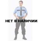 Рубашка Охранника в запр. с/г, короткий рукав, с отд.