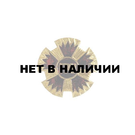 Миниатюрный знак ГРУ металл