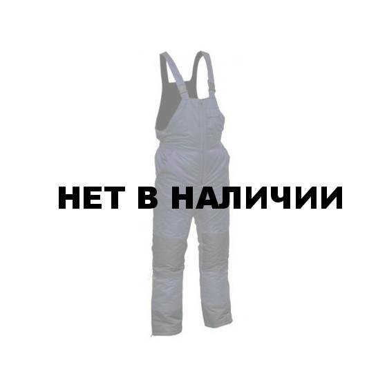 Полукомбинезон зимний от УРАЛ-Комфорт синий/черн