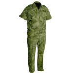 Костюм летний МПА-07 (Пелей-1), камуфляж лес, ткань Мираж-180