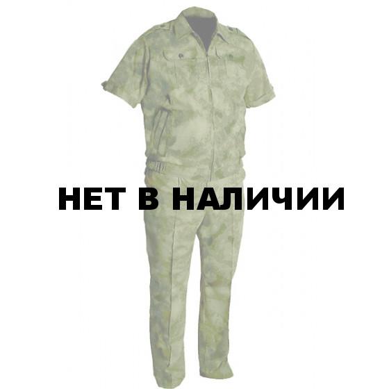 Костюм летний МПА-08 (Пелей-2), камуфляж лес, ткань Мираж-180