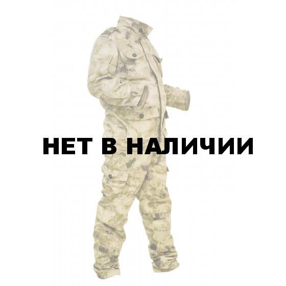 Костюм летний МПА-23 (Парашютист), камуфляж песок, Мираж-210
