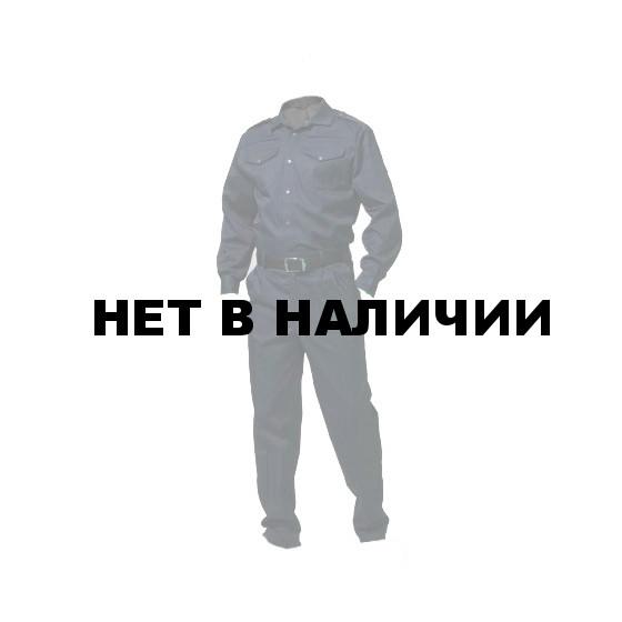 Костюм летний ЛИДЕР (в заправку) синий