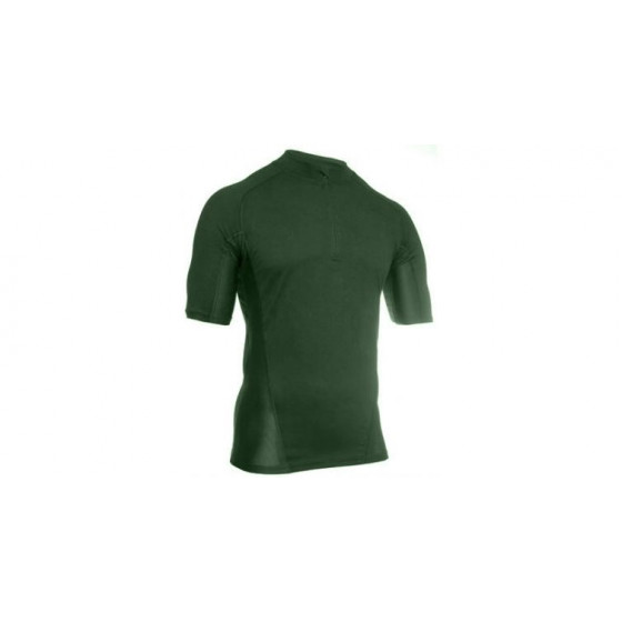 Термобелье футболка EF Shirt Short Sleeve 1/4 Zip Foliage Green Blackhawk