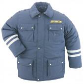 Куртка зимняя ДПС (нов/обр) синий оксфорд