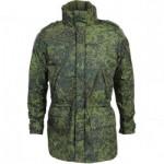 Куртка утепленная КЗП цифровая флора