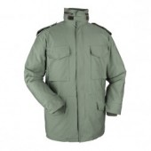 Куртка полевая US M65 олива с подст.