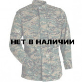 Куртка летняя BDU strong digital green рип-стоп