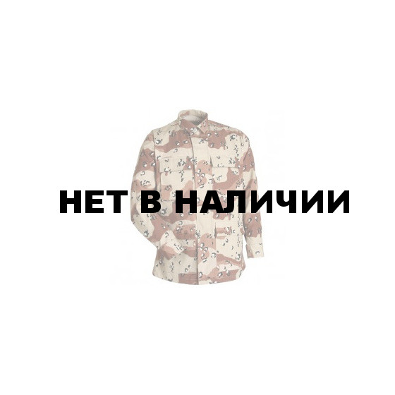 Куртка летняя BDU strong пустыня рип-стоп