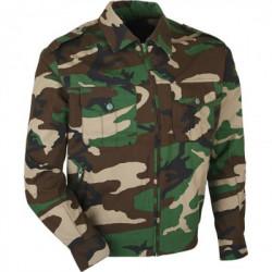 Куртка офицерская полевая woodland