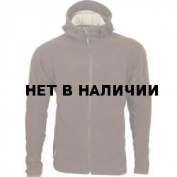 Куртка Оникс Polartec windbloc коричневая
