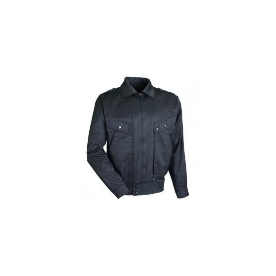 Куртка летняя Охранник М4 синяя гретта