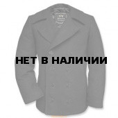 Куртка USN Pea Coat Black Alpha Idustries