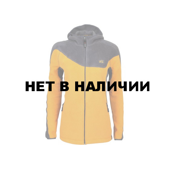 Куртка женская Jannu Polartec 200 orange/night fall