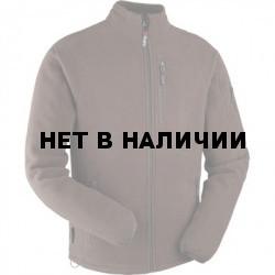 Куртка Tien-Shan Polartec windpro коричневая
