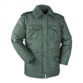 Куртка зимняя М4 зеленая оксфорд
