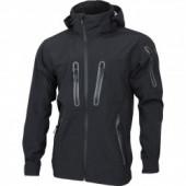 Куртка Balance черная мембрана