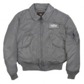 Куртка CWU 45-P Gun Metal Alpha Industries