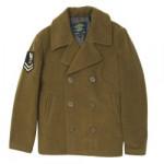 Куртка Captain Pea Coat Alpha Industries moss