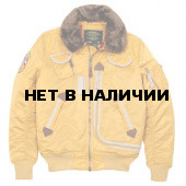 Куртка INJECTOR X yellow Alpha Industries