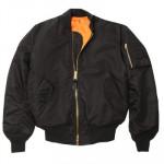 Куртка Ma-1 Black Alpha Industries