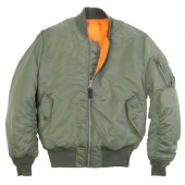 Куртка Ma-1 Sage Green Alpha Industries