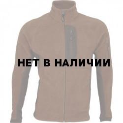 Куртка Macalu 2-цветная Polartec root bear / brown