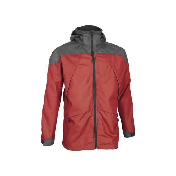 Куртка Panzer hard red/grey
