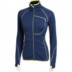 Куртка женская Function Polartec Power Stretch dark blue