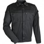 Куртка летняя Бекас черная гретта