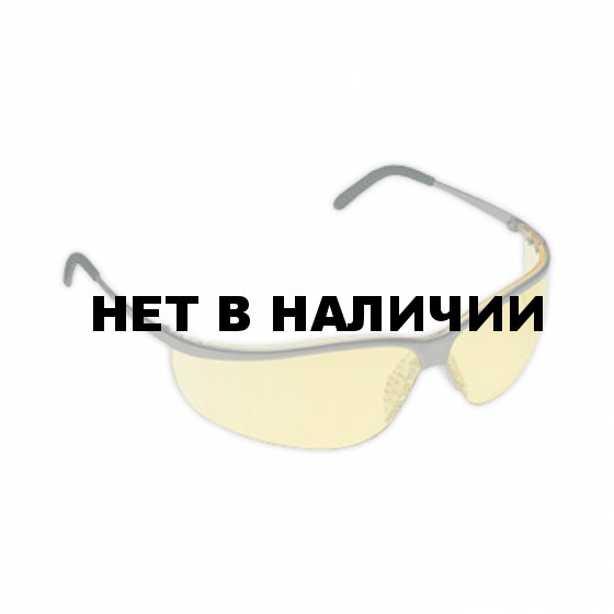 Очки стрелковые Peltor Metaliks Sport желтые