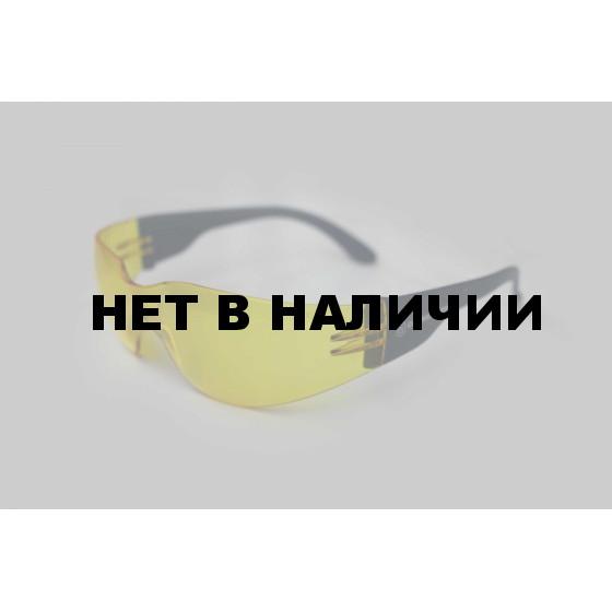 Очки защитные BASIC с желтой линзой (Combatshop)