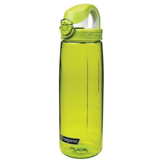 Бутылка Nalgene OTF GREEN W/GREEN & WHITE CAP