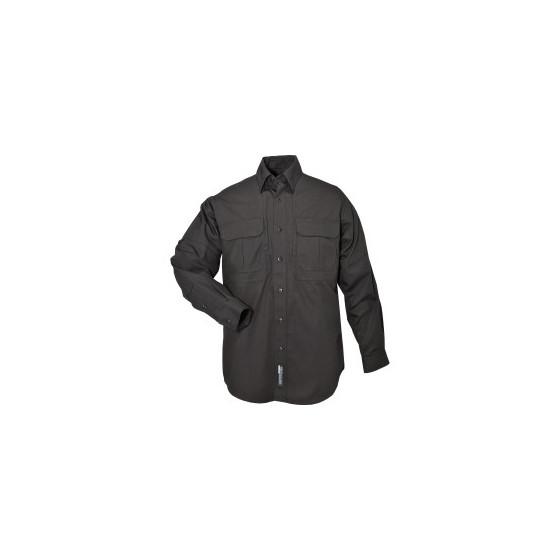 Рубашка 5.11 Tactical Shirt - Long Sleeve, Cotton black