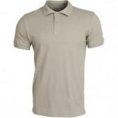 Рубашка Поло Классика бежевая