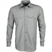 Рубашка R05 Vintage серый