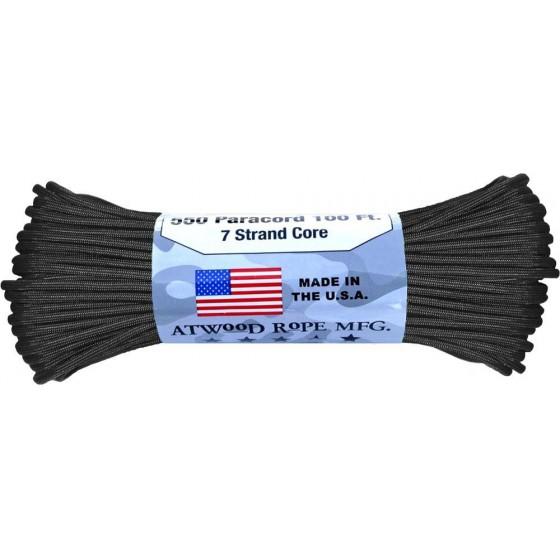 Паракорд Atwoodrope 550 Parachute Cord 30м ion storm