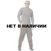 Футболки мужские, дл/р, 180гр/м.кв., 100% хлопок (цв.серый) СЗ
