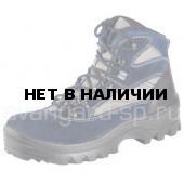 Ботинки Турист, замша синяя ТЭП