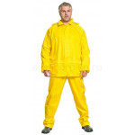 Костюм влагозащитный (нейлон) желтый