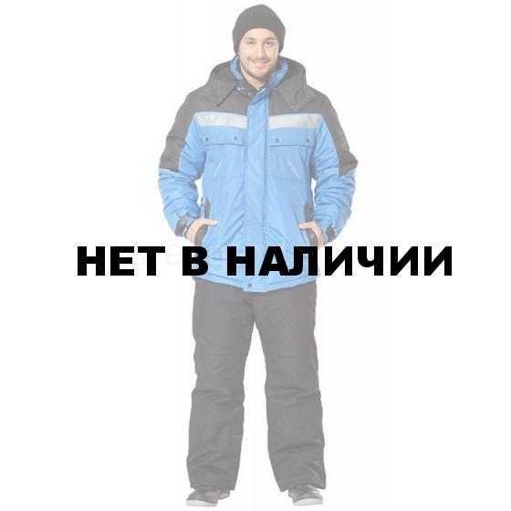 Куртка Эпицентр утепленный (вас.+черн.)