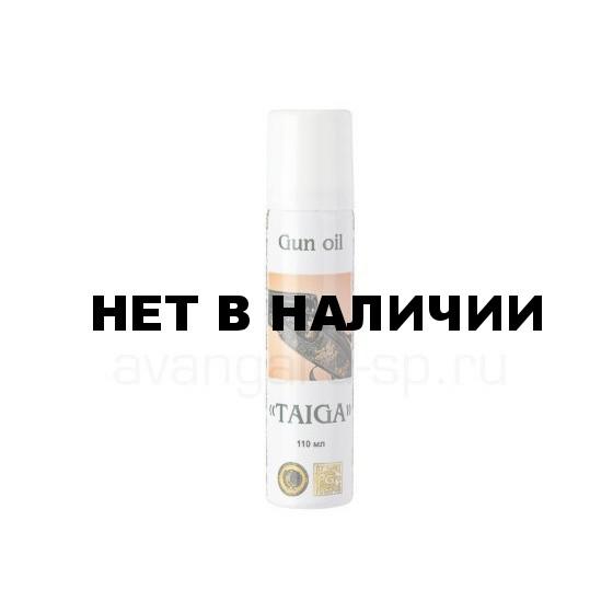 Ружейное масло Тайга щелочное, 110мл.